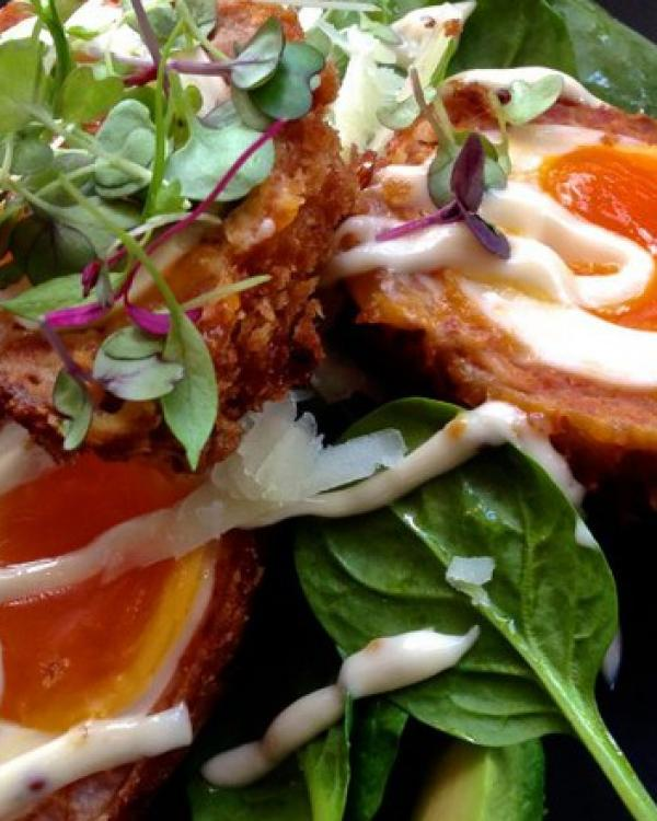History of the Scotch Egg